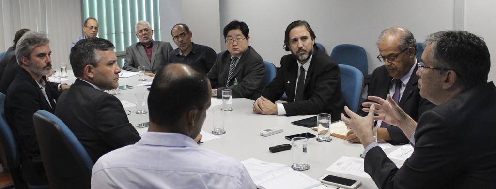 Unacon Sindical se reúne com Secretaria de Gestão de Pessoas do Planejamento