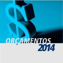 Orçamentos 2014