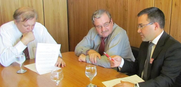 Reunião Casa Civil 05  de outubro 2012