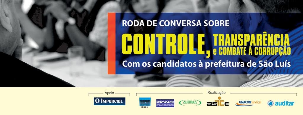 Delegacia do Unacon Sindical promove sabatina com candidatos � prefeitura de S�o Lu�s nesta quarta, 28
