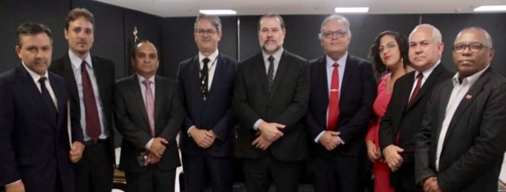 No STF, Unacon Sindical debate pautas em defesa do funcionalismo